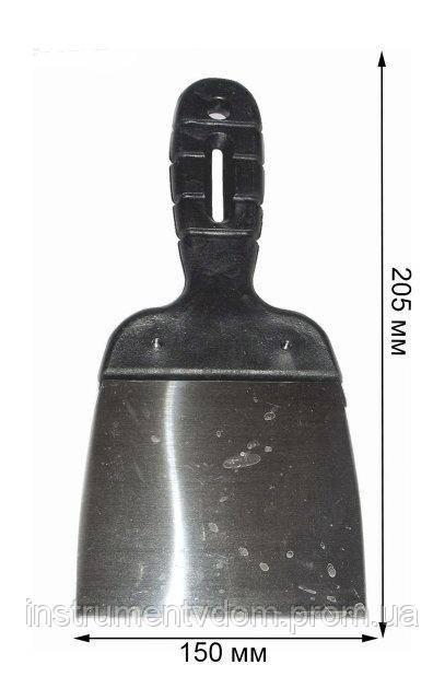 Шпатель 150 мм (набор 10 шт)