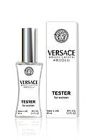 Тестер женский Versace Bright Crystal Absolu (Версаче Брайт Кристал Абсолю), 60 мл