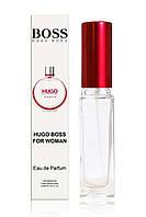 Женский мини-парфюм Hugo Boss Hugo for Woman (Хьюго Босс Хьюго Фо Вумен) в стеклянном флаконе 20 мл