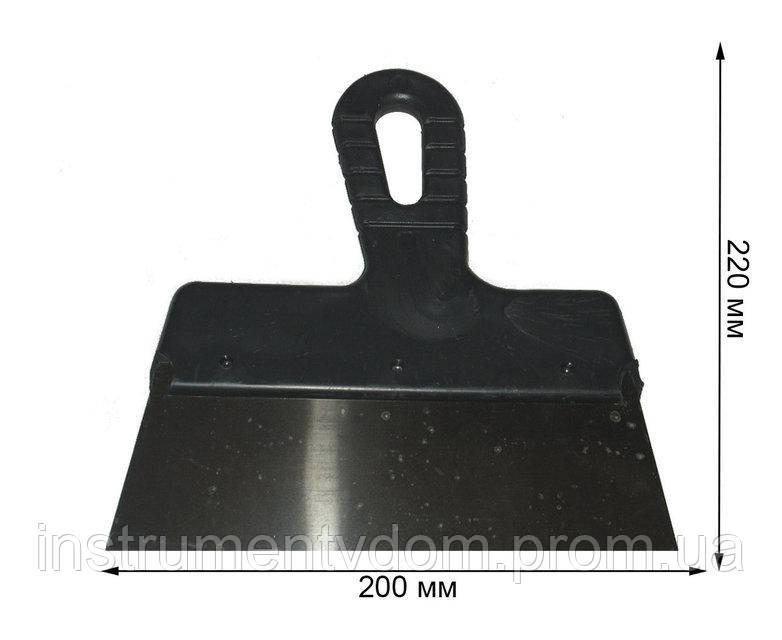 Шпатель 200 мм (набор 10 шт)