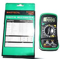 12-1234. Цифровой мультиметр Mastech MAS830LC