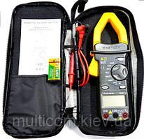 17-02-055. Клещи токоизмерительные Mastech MS2001