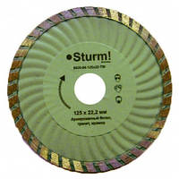 9020-04-115x22-TW Алмазный диск Sturm ТурбоWave d=115 мм, 20-22%