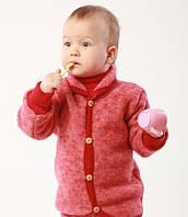 Курточки флисовые с воротником, Cosilana, вовна