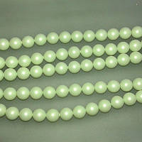 5810 Crystal Round Pearl
