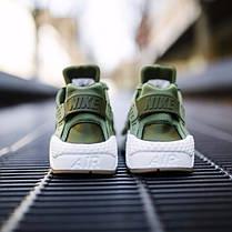 "Кроссовки Nike WMNS Air Huarache Run Premium ""Palm Green"", фото 3"