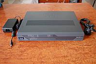 Cisco C881W-A-K9, б/у маршрутизатор с WiFi