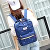 Модный школьный рюкзак с набором аксессуаров, фото 3