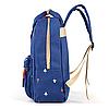 Модный школьный рюкзак с набором аксессуаров, фото 7