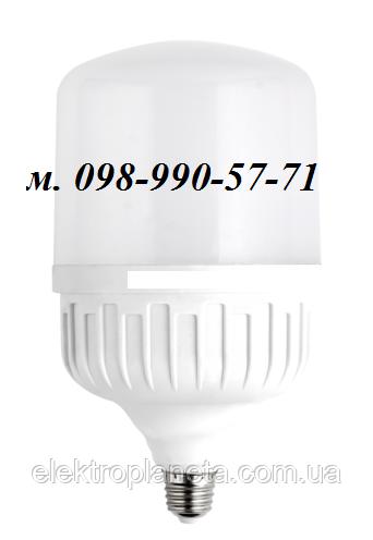 Высокомощная LED лампа EVRO-PL-40-6400-27 промышленная и для уличных светильников