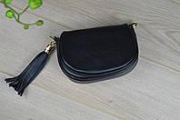 Кожаная сумка клатч Virginia Conti
