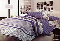 Полуторный комплект постельного белья Элегия