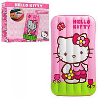 Матрас детский надувной Hello Kitty Intex 48775, фото 1