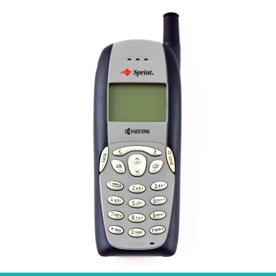 Телефон Kyocera 2255 Сток