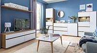 Брага – современный салон с нотками древесины