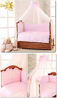 Комплект детского постельного белья для новорожденных Амур