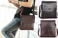 Мужская сумка Bandicoot Натуральная кожа средний размер