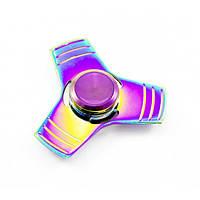 Спиннер металлический, Fidget Spinner, модель 16