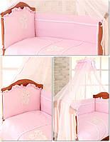 Защита в кроватку для новорожденных Амур