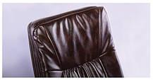Кресло Палермо Пластик Мадрас Дарк Браун (AMF-ТМ), фото 2