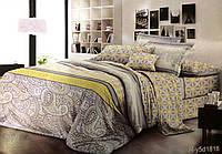Двуспальный комплект постельного белья Шехерезада