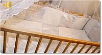 Комплект детского постельного белья для новорожденных Метелица