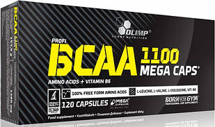 BCAA 1100 Mega Caps Olimp Sport Nutrition 120 caps