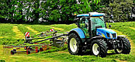Гидронасос на трактор New Holland T 6050