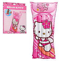 Матрас детский надувной Hello Kitty Intex 58718, фото 1