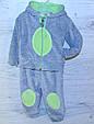 Костюм детский велюровый Зайченок, фото 2