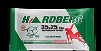 Влажная салфетка -полотенце без запаха HARDBERG 8ШТ 35Х25СМ