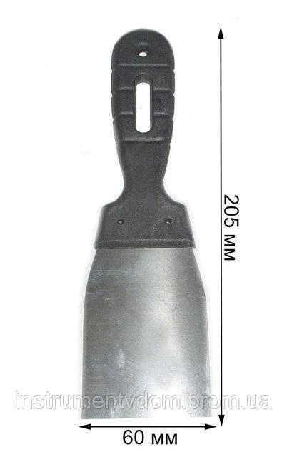 Шпатель 60 мм (набор 10 шт)