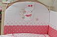 Комплект постельного белья для новорожденных Рандеву, фото 4