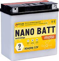 Аккумулятор MOTO NANO BATT 6 MTC 9 9Ah/12v