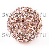 40 512 Crystal Mesh Ball