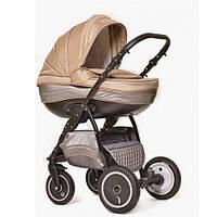 Детская коляска универсальная 2 в 1 Ammi Ajax Group Pride Nefrit