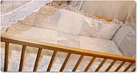 Комплект постельного белья для новорожденных Метелица