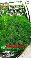 """Семена цветов Кохия Летний кипарис, однолетнее, 0,5 г,  """"Семена Украины"""", Украина."""