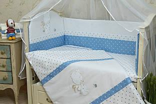 Детское постельное белье в кроватку (без балдахина)Рандеву