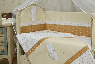 Комплект постельного белья для новорожденных (без балдахина) Рандеву