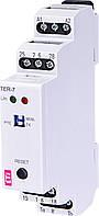 Термостат контроля температуры обмотки двигателя TER-7 (использует термистор)