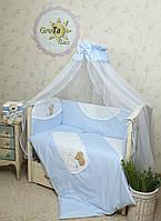 Постельное белье для новорожденных Солнышко