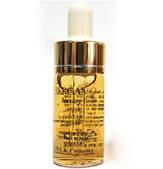 Сыворотка для лица с золотом, женьшенем и икрой BERGAMO Gold Caviar Wrinkle Care Repair Ampoule13мл