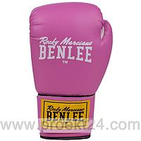 Боксерские перчатки BENLEE RODNEY pink -8oz
