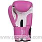 Боксерские перчатки BENLEE RODNEY pink -12 oz, фото 2