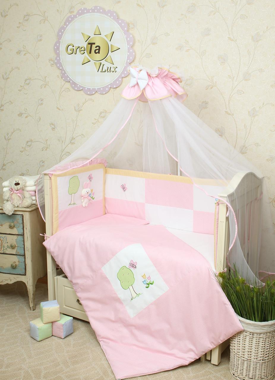 Комплект постельного белья для новорожденных Игрушка