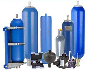 Діафрагмові гідроакумулятори серії ADE