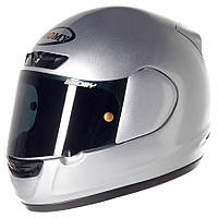 Фирменный шлем CASCO SUOMY APEX MONO SILVER размер  М