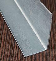 Профиль угловой стальной гнутый оцинкованный