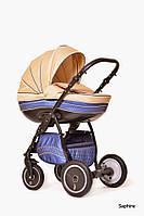 Детская коляска универсальная 2 в 1 Ammi Ajax Group Pride Saphire